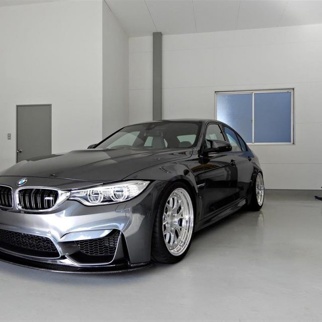 BMW F80 M3hellip